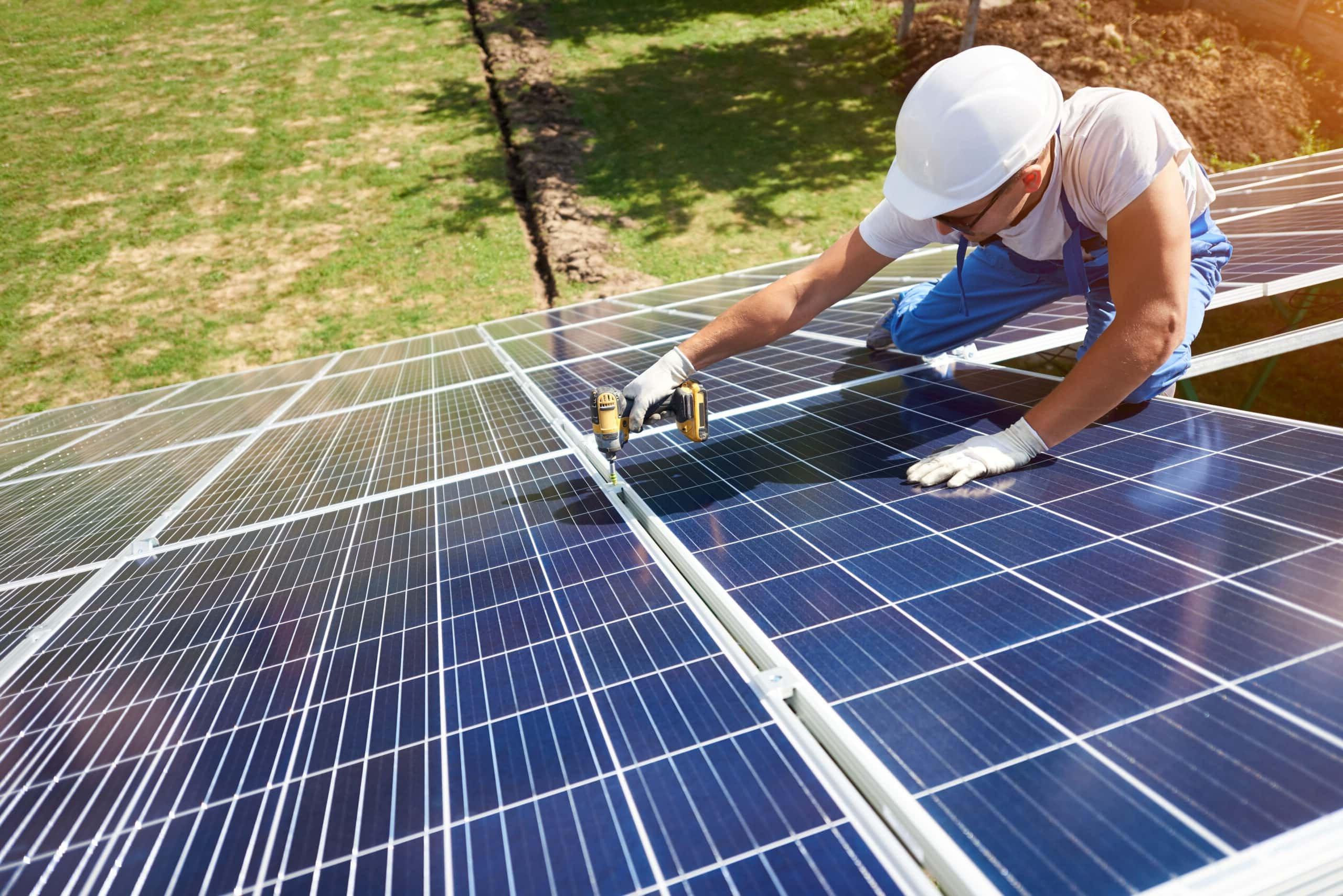 Sončna elektrarna na ključ ali samogradnja sončne elektrarne?